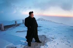 Photo of Corea del Nord, il Leader sulla cima della montagna più alta del Paese