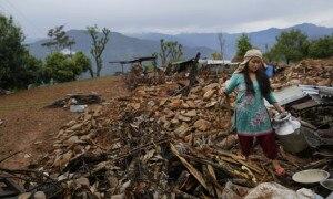 Photo of Nepal, superati i 5000 morti. Folini: ho visto interi paesi seppelliti dalle frane