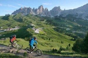 Photo of Pedalando in Val Gardena: a giugno una settimana con l'Hero Bike Festival