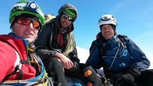 Photo of Eiger: tre cordate bresciane salgono la parete Nord dalla via Heckmair