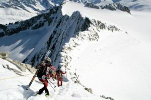 Photo of Adamello Ski Raid: big in pista e variazione percorso verso Passo degli Italiani e Pisgana
