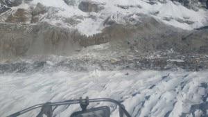 Photo of Everest Sud, la spedizione di Russell Brice rimane al campo base
