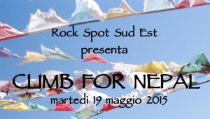 Photo of Climb for Nepal, gara di boulder di beneficenza alla palestra Rock Spot di Milano