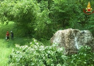 Photo of Frana sul Monte Baldo, chiuso il sentiero da Malcesine