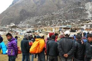 Photo of Piergiorgio Rosati dal Nepal: centinaia di paesi rasi al suolo, c'è tanto da fare