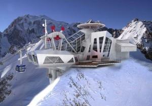 Photo of Monte Bianco, stamattina la prima corsa delle nuove funivie