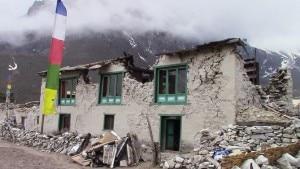 """Photo of """"THE THAME REBOUND"""": parte la campagna Cesvi-EvK2Cnr per ricostruire il villaggio di Thame"""