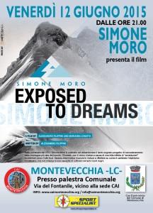 Photo of Simone Moro: domani sera a Montevecchia per i 40 anni del Cai
