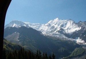 Photo of Alpinista polacco muore sul versante francese del Monte Bianco