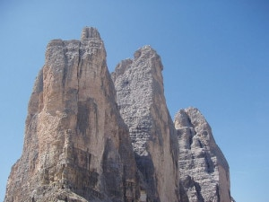 Photo of Tre cime, due alpinisti salvati nel mezzo di un temporale