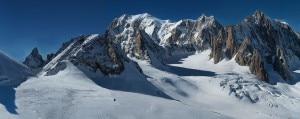 Photo of Il Monte Bianco protagonista della foto panoramica più grande del mondo