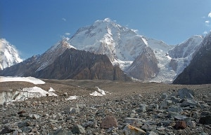 Photo of Tragedia sul Broad Peak, pakistano muore sotto una valanga