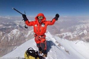 Photo of Gasherbrum I, è cima per Ferran Latorre e compagni