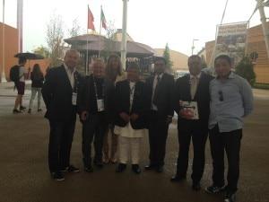 Photo of Il comitato Nepalive incontra il ministro della cultura e del Turismo del Nepal