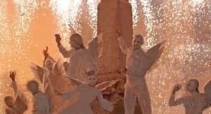 Photo of Come angeli del cielo: spettacolo alla cattedrale vegetale