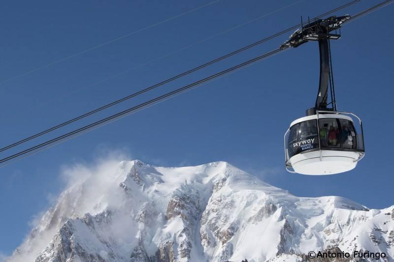 Photo of Riapre la Skyway del Monte Bianco