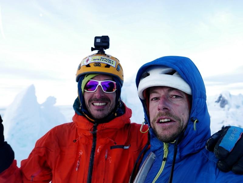 Photo of Cerro Riso Patron: il racconto di Matteo Della Bordella e la dedica a Daniele Chiappa