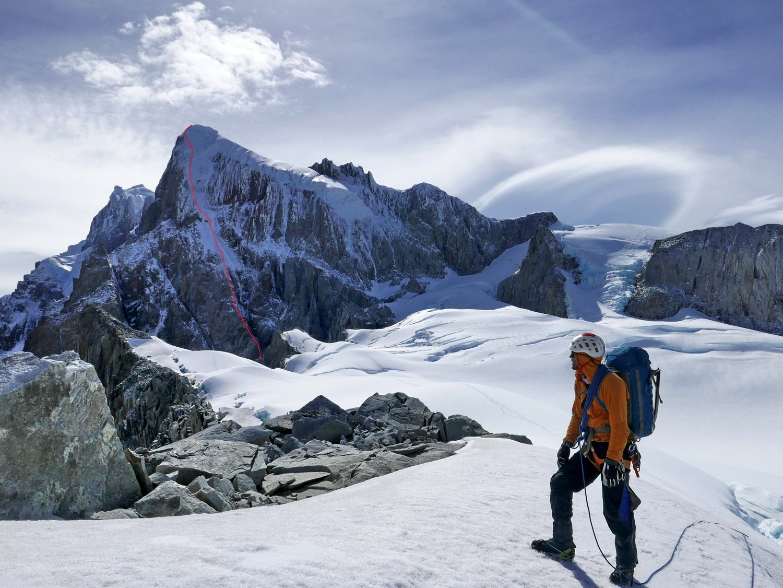 """Photo of """"Quella parete con più di mille metri era un'attrazione unica"""", intervista a Matteo Della Bordella"""