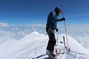Photo of E il Denali perde 3,5 metri d'altezza