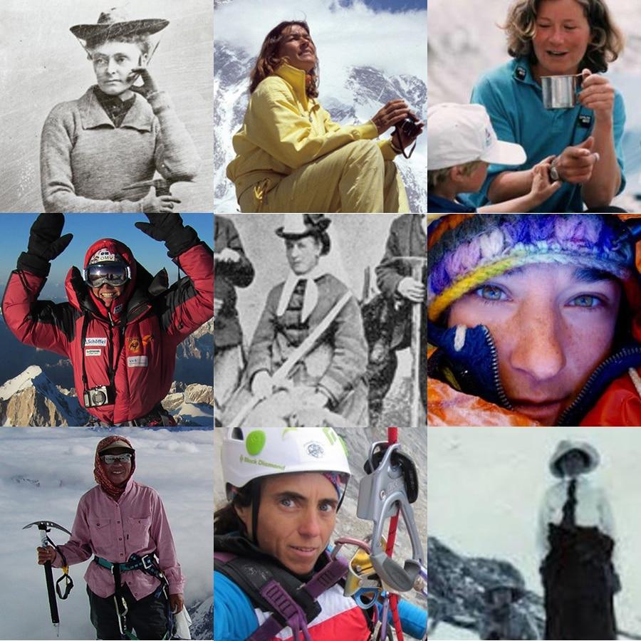 Photo of Storie di donne, storie di alpiniste