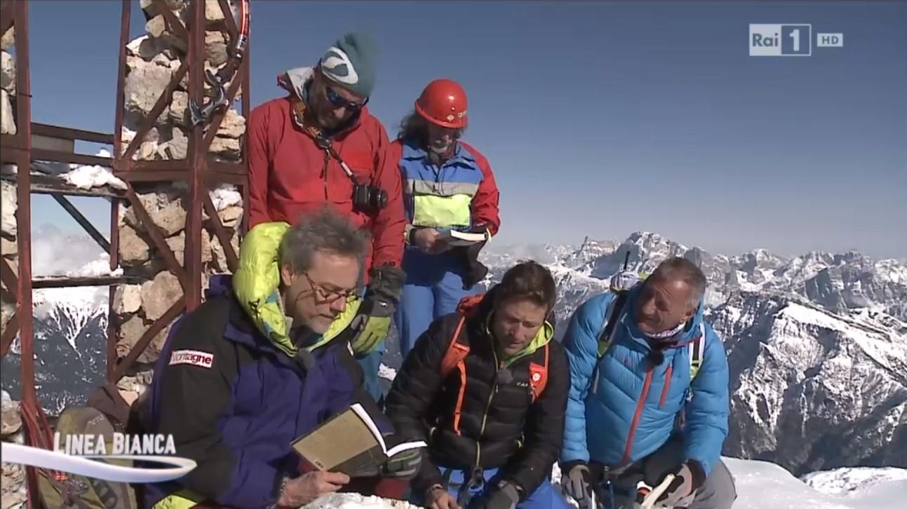 Photo of RAI Linea Bianca, la montagna in TV