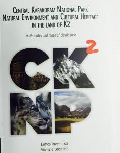 Photo of Presto scaricabile libro e carta del Central Karakorum National Park