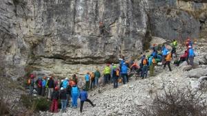 Photo of Le guide alpine istituiscono il corso di specializzazione su sentieri attrezzati e vie ferrate