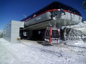 Photo of Tonale, via allo sci con la nuova cabinovia Passo Paradiso-Presena