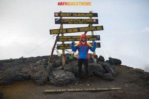 Photo of Africa Extreme 2015, impresa riuscita per Danilo Callegari: è vetta sul Kilimanjaro