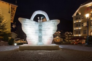 Photo of Val Gardena, concorso per sculture di ghiaccio