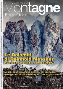 Photo of In edicola Meridiani Montagne dedicato al Puez-Odle