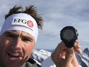 Photo of Eiger, nuovo record di Ueli Steck: la Nord in 2 ore e 22 minuti