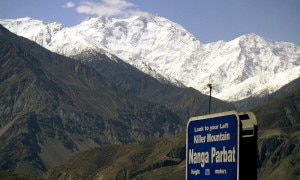 Photo of Inverno Nanga Parbat