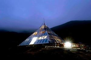 Laboratorio Piramide - Nepal