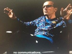 Photo of Simone Moro: no comunicazione!