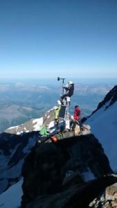 Photo of Clima, dal Bianco all'Everest l'eccellenza italiana nel monitoraggio dati
