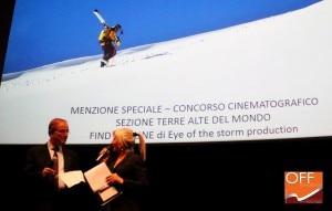 Photo of Si chiude l'Orobie Film Festival, ieri sera le premiazioni