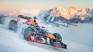 Photo of Streif, la famosa pista da sci diventa da Formula 1 per un giorno