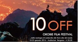 Photo of Orobie film festival, al via l'edizione del decennale