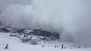 Photo of Valanga a Cervinia, paura in paese