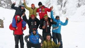 Photo of Nanga, tutti insieme verso la cima