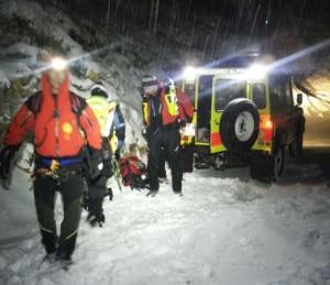 Photo of Paura per una famiglia di Noale sorpresa dalla neve: salvata sul Grappa dal Soccorso alpino