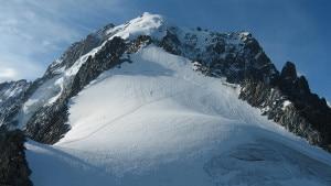 Photo of Morti due alpinisti sulla Petite Aiguille Verte