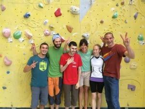 Photo of ConTatto Verticale, la prima giornata italiana dell'arrampicata per non vedenti