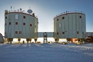 La base Concordia. Photo courtesy intalianartide.it
