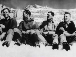 Photo of Kinshofer, alpinista moderno d'altri tempi