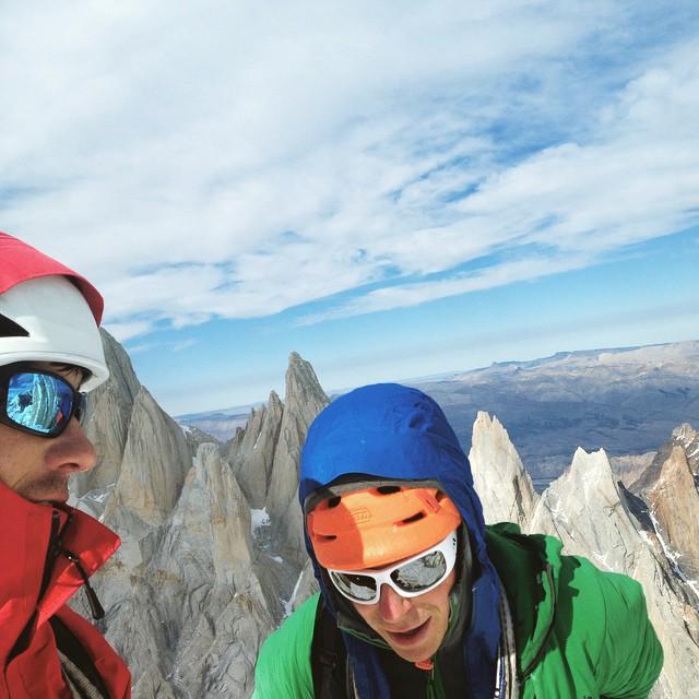 Photo of STELLARE PATAGONIA – Traversata del Torre record: meno di un giorno per Colin Haley e Alex Honnold
