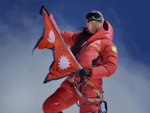 Photo of Pasang Sherpa Lhamu è la vincitrice del People's Choice Adventurer di National Geographic