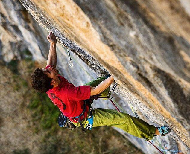 Photo of Stefano Ghisolfi realizza Lapsus (9b)