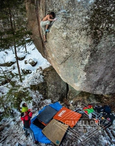 Photo of Quando tre super climber si incontrano